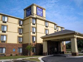 The Sleep Inn & Suites Of Auburn Is Located Right Off Of Exit 51 Of Interstate 85 2 of 6