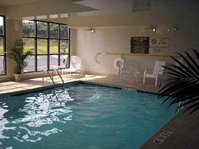 The Sleep Inn & Suites Has The Only Indoor Heated Swimming Pool In Town 4 of 6