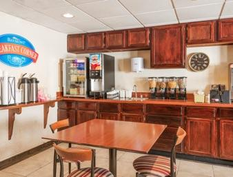Daily Hot Buffet Breakfast Area 3 of 11