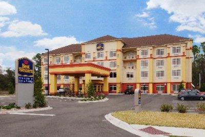 Best Western Plus Cecil Field Inn Suites 525 Chaffee Point Blvd Jacksonville Fl 32221