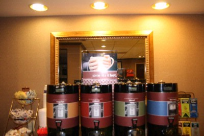 Coffee Anyone...we Have A 24 Hour Complimentary Coffee Station In The Lobby 8 of 12