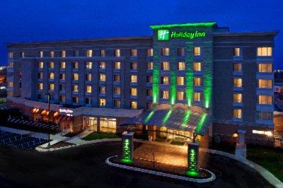 Holiday Inn Detroit Metro Airport 8400 Merriman Rd Romulus Mi 48174