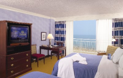 Oceanfront Double Room 4 of 6