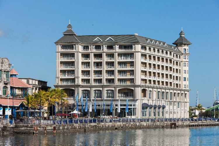 Image of Labourdonnais Waterfront Hotel