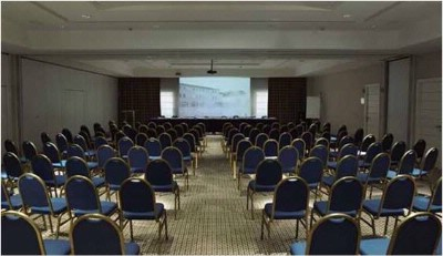 Saturnia Hall -250 Pax Theater Style 11 of 15