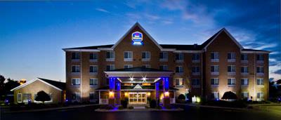 Best Western Executive Inn & Suites 1 of 20