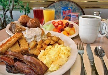 A Steaming Hot Breakfast Complimentary High-speed Internet Access And Marriott\'s Hallmark Service Will Ensure You\'ll Be On Your Way. 4 of 4