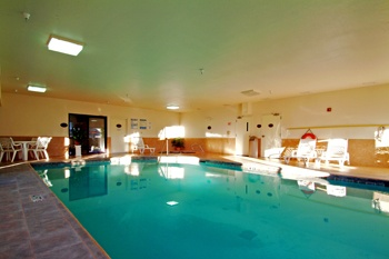 Heated Indoor Pool & Spa 5 of 6