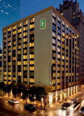 Emby Suites Downtown Fort Worth 600 Commerce St Tx 76102