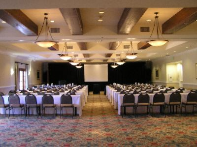 One Of Many Ballrooms 10 of 11