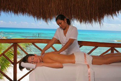 Beachfront Massage 8 of 11