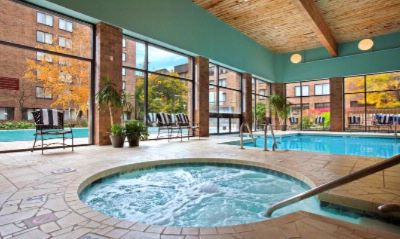 Indoor / Outdoor Pool 7 of 13