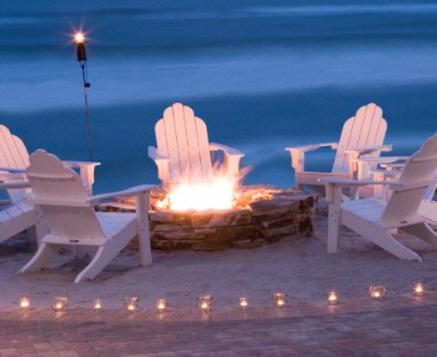 Nightly Ocean Front Firepits 6 of 13