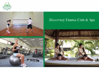 Discovery Fitness Club 13 of 14