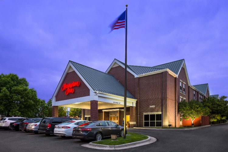 Hampton Inn South / Heritage Park