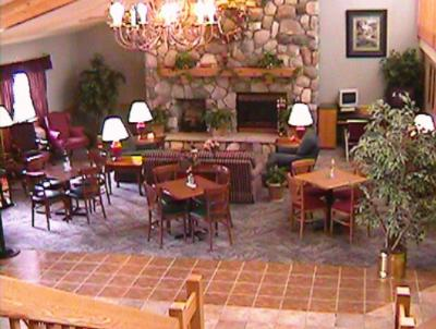 Lobby-Fireplace 3 of 3