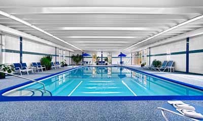 Indoor Heated Pool 5 of 12