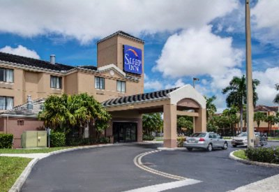 Image of Sleep Inn Miami Airport