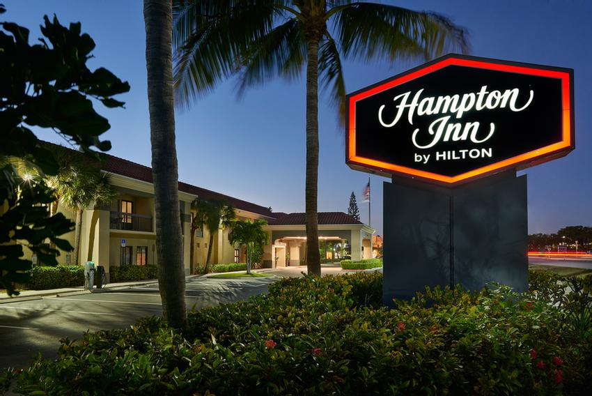 Hampton Inn Jupiter / Juno Beach 1 of 31