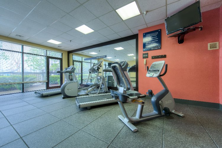 Maintain Your Exercise Routine In Our Fully Equipped Fitness Center 14 of 15