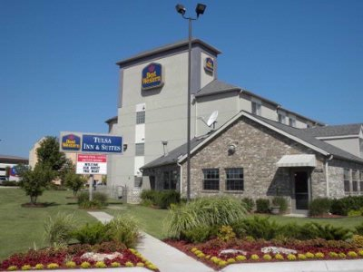 Welcome To The Best Western Plus Tulsa Inn & Suites 2 of 8