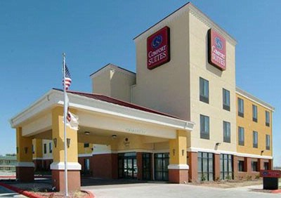 Image of Comfort Suites Fort Stockton