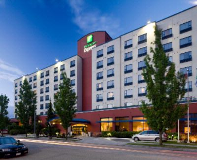 Holiday Inn Express Vancouver Airport Richmond 1 of 12