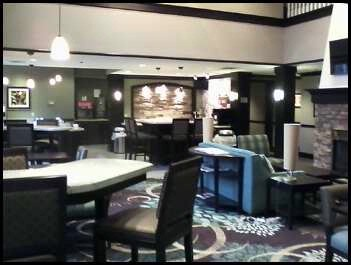 Staybridge Suites by Holiday Inn Columbus Airport Enterance 1