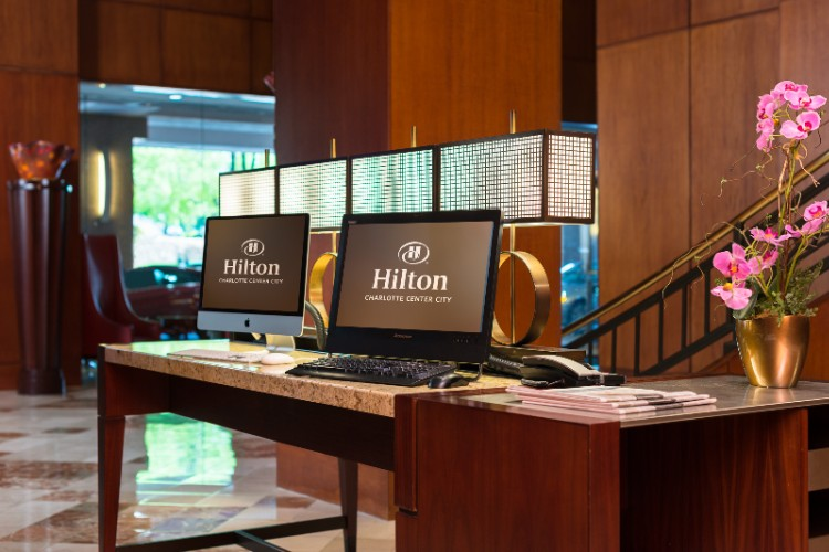 Lobby Connectivity Station 4 of 8