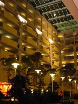 Atrium Lobby At Night 8 of 22