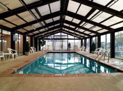 Glass Enclosed Pool 3 of 13