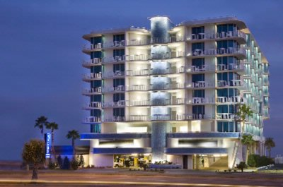 South Beach Biloxi Hotel Exterior