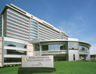 Intercontinental Hotel & Conference Center Hotel Exterior