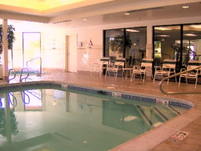 Indoor Pool Spa & Fitness Room 5 of 5