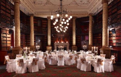 One Whitehall Place -Gladstone Library (Dinner Set Up) 10 of 18