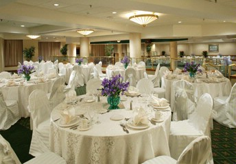 A Reception In Warfield\'s Ballroom 4 of 9