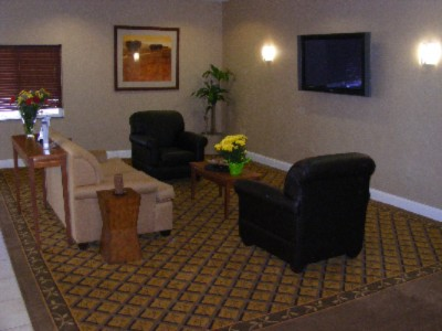 Candlewood Suites Lobby Area 10 of 11