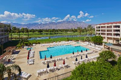 Doubletree by Hilton Hotel Golf Resort Palm Springs 1 of 6