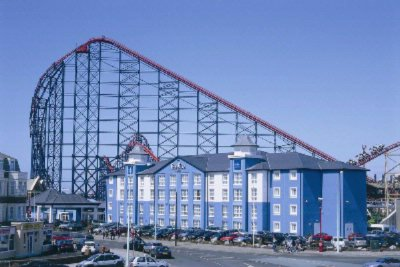 Image of Big Blue Hotel