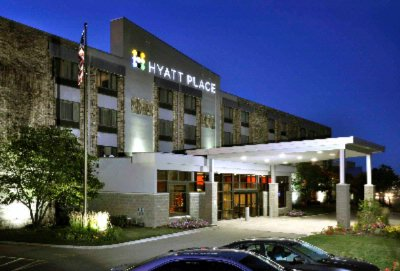 Hyatt Place Milwaukee Airport 1 of 9