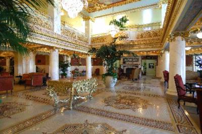 French Lick Springs Hotel Lobby 3 of 3