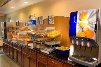 Complimentary Hot Breakfast Buffet 4 of 10