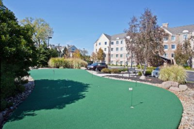 9 Hole Putting Green. Putters And Golf Balls Available At Front Desk. 9 of 11