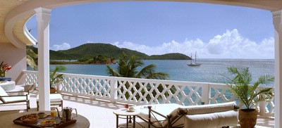 Image of Curtain Bluff Resort