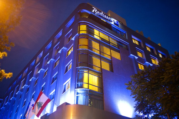 Radisson Blu Martinez Hotel Beirut 1 of 13