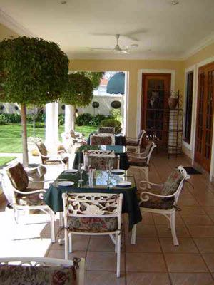 Outdoor Patio Many Meals Eaten Here Or Functions Held 4 of 8