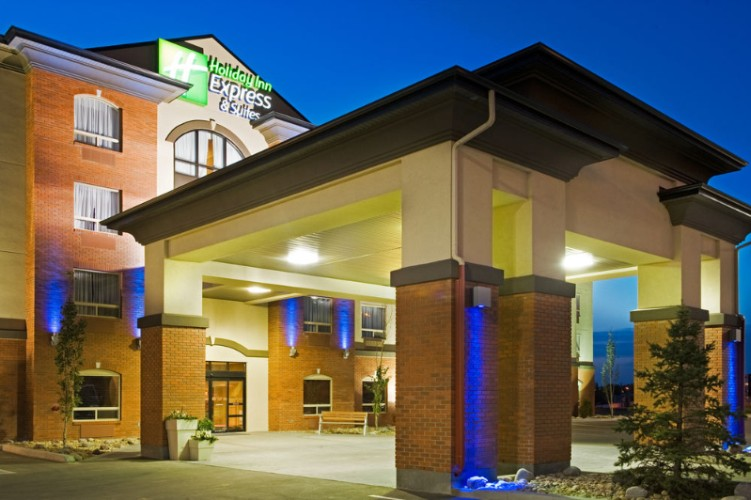Holiday Inn Express Hotel & Suites Drayton Valley 1 of 20