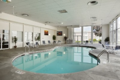 Brand New Heated Indoor Pool 3 of 9