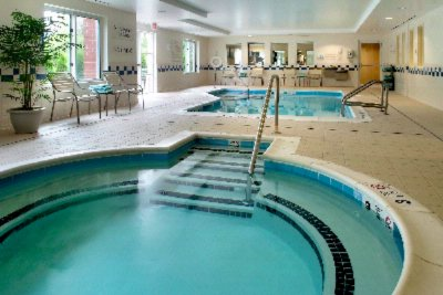 Enjoy Our Heated Indoor Pool And Whirlpool Spa 3 of 16