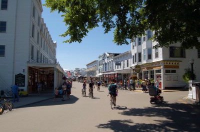Downtown Mackinac Island 6 of 6